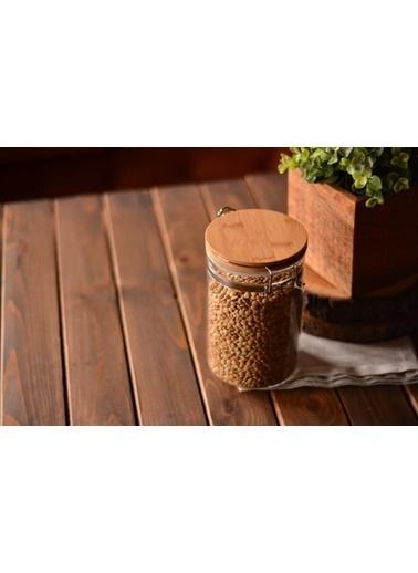 Bambum Bambum Mada - Kilitli Cam  Saklama Kabı Renksiz